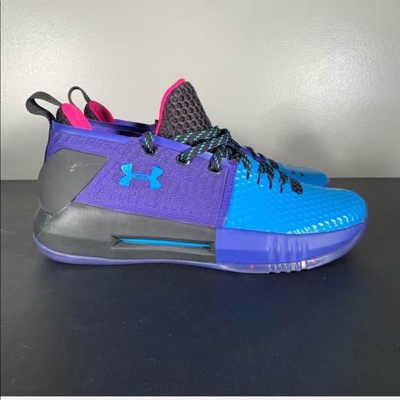 New Under Armour Curry Drive 4 Unleash